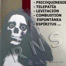 Libros de segunda mano: LIBRO - FANTASMAS - ¿ EXISTEN ? FRITZ LEINGBER - ABORDAJE CIENTÍFICO CASOS - ESOTERISMO MISTERIO. Lote 27463430