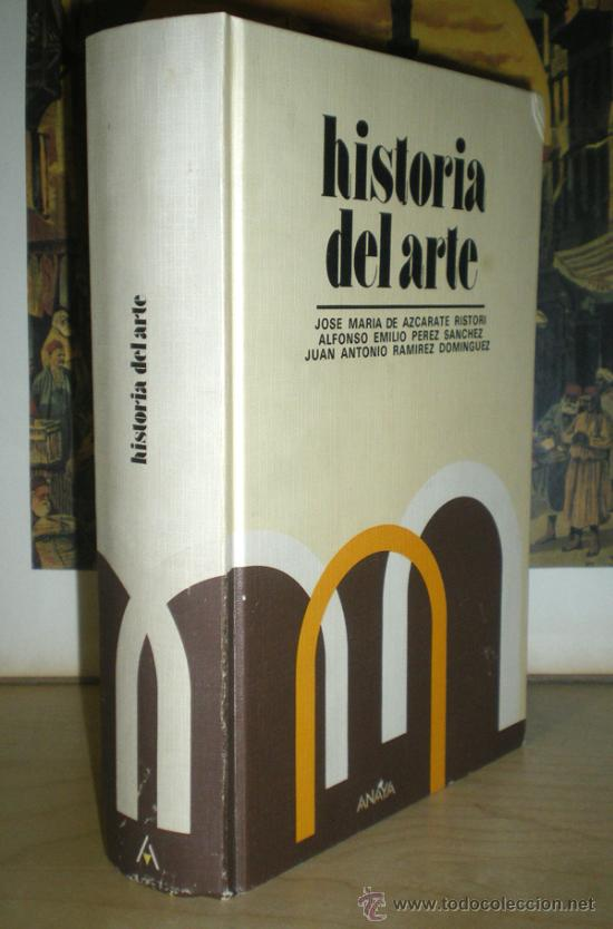 Historia del arte jose maria de azcarate rist comprar en todocoleccion 26694130 - Libreria segunda mano online ...
