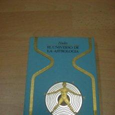 Libros de segunda mano: EL UNIVERSO DE LA ASTROLOGIA, HADES, PLAZA Y JANES. Lote 25381108