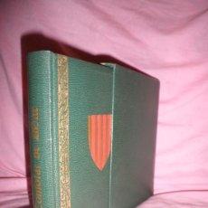 Libros de segunda mano: LLIBRE DEL CONSOLAT DEL MAR - LUJOSA EDICION NUMERADA·EN CAJETIN.. Lote 26788273