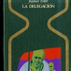 Libros de segunda mano: OTROS MUNDOS - RAINER ERLER : LA DELEGACIÓN (1975). Lote 25476095