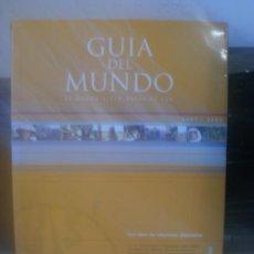Libros de segunda mano: LIBRO GUIA DEL MUNDO 2001 -2001. Lote 27634128