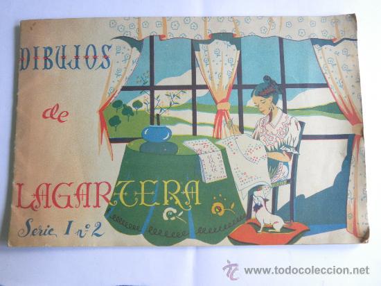 Catalogo dibujos labores bordados lagartera ed comprar - Libreria segunda mano valencia ...