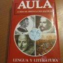 Libros de segunda mano: CURSO DE ORIENTACION ESCOLAR LENGUA Y LITERATURA. Lote 27094536