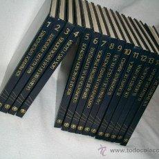 Libros de segunda mano: GRANDES DESCUBRIMIENTOS Y EXPLORACIONES - 15 TOMOS - COLECCIÓN COMPLETA. Lote 26968767