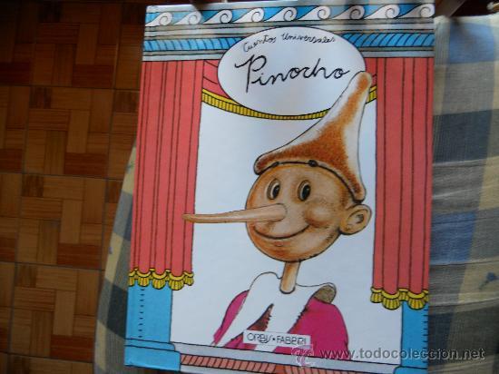 PINOCHO-CUENTOS UNIVERSALES (Libros de Segunda Mano - Literatura Infantil y Juvenil - Otros)