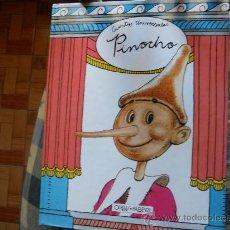 Libros de segunda mano: PINOCHO-CUENTOS UNIVERSALES. Lote 25580065
