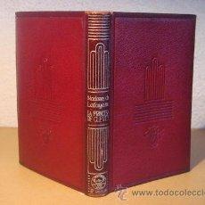 Libros de segunda mano: CRISOL NÚM 64 MADAME DE LA FAYETTE LA PRINCESA DE CLEVES LA PRINCESA DE MONTPENSIER AGUILAR 1950. Lote 26989580