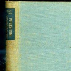 Libros de segunda mano: PRESCOTT - DUNN : MICROBIOLOGÍA INDUSTRIAL. Lote 27504895