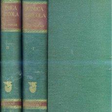 Libros de segunda mano: FREAR : TRATADO DE QUÍMICA AGRÍCOLA - DOS TOMOS. Lote 27504898
