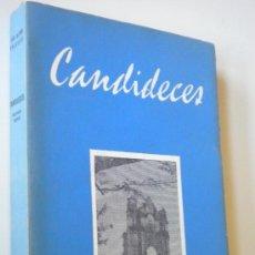 Libros de segunda mano: LUIS BELTRAN GUERRERO : CANDIDECES, OCTAVA SERIE / DEDICADO POR EL AUTOR. Lote 26041447