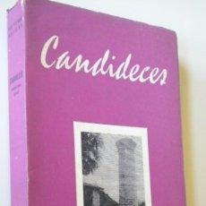 Libros de segunda mano: LUIS BELTRAN GUERRERO : CANDIDECES, UNDECIMA SERIE. Lote 26041469