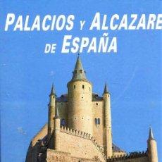 Libros de segunda mano: PALACIOS Y ALCÁZARES DE ESPAÑA - GRAN FORMATO. Lote 25986212