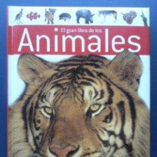 Libros de segunda mano: EL GRAN LIBRO DE LOS ANIMALES - SUSAETA EDICIONES. Lote 26318551