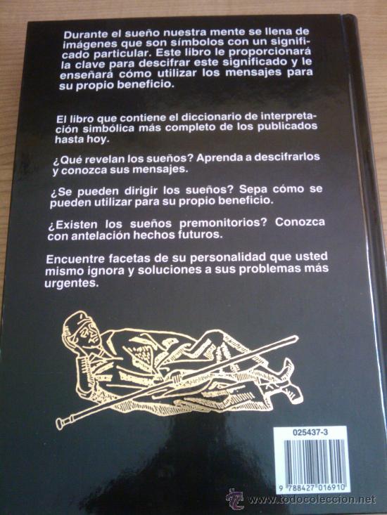 Libros de segunda mano: EL GRAN LIBRO DE LOS SUEÑOS - Foto 2 - 26573265