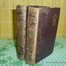 Libros de segunda mano: MIGUEL DE UNAMUNO / ENSAYOS. COLECCIÓN JOYA. ED. AGUILAR, 1951. DOS TOMOS. . Lote 26650908