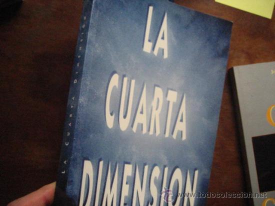 la cuarta dimension, el escriba del tao ( parac - Comprar en ...