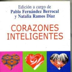 Libros de segunda mano: CORAZONES INTELIGENTES. Lote 26745063
