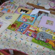 Libros de segunda mano: LOTE DE LIBROS INFANTILES VARIOS. Lote 26793864
