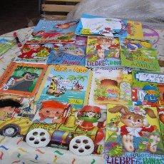 Libros de segunda mano: LOTE DE DIVERSOS LIBROS INFANTILES. Lote 26793935