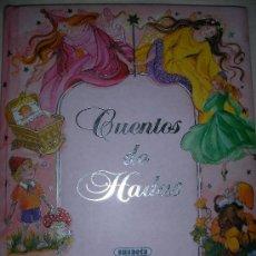 Libros de segunda mano: CUENTOS DE HADAS. Lote 26892317