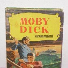 Libros de segunda mano - COLECCION HISTORIAS ... MOBY DICK ** H. MELVILLE ** EDITORIAL BRUGUERA - AÑO 1958 - 27027847
