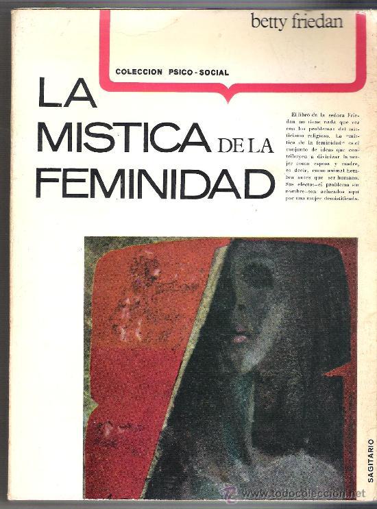 Resultat d'imatges de La mística de la feminitat