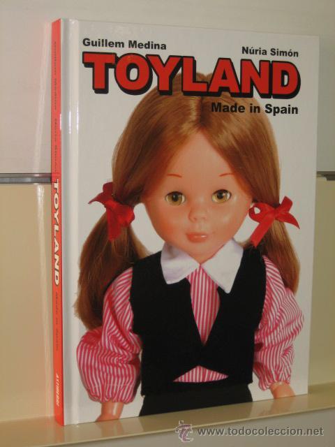TOYLAND MADE IN SPAIN - ASTIBERRI (Libros de Segunda Mano - Bellas artes, ocio y coleccionismo - Otros)