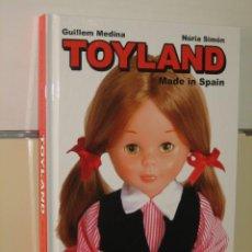 Libros de segunda mano: TOYLAND MADE IN SPAIN - ASTIBERRI. Lote 221901033