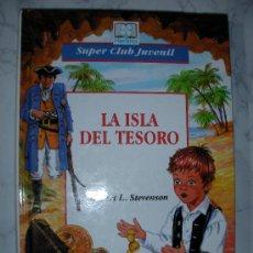 Libros de segunda mano: LA ISLA DEL TESORO. Lote 27121911