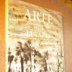 Libros de segunda mano: ARTE INTERNACIONAL TEXTIL, EL TAPIZ / LUÍS QUIROS. Lote 27169040