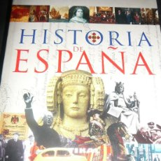 Libros de segunda mano: ATLAS HISTORIA DE ESPAÑA. Lote 27281552