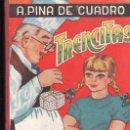 Libros de segunda mano: TRENCITAS POR A. PINA DE CUADRO. 9º MILLAR - ESCELICER, MADRID 1948. Lote 27347743