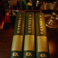 Libros de segunda mano: GERNIKA, EDICIONES VASCAS, 1979, 3 TOMOS. Lote 27368105