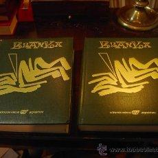 Libros de segunda mano: BRANKA, EDICIONES VASCAS, 2 TOMOS , 1979. Lote 27368353