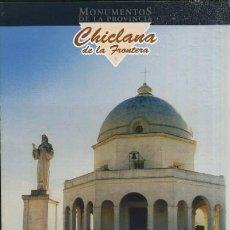 Libri di seconda mano: MONUMENTOS DE LA PROVINCIA DE CADIZ PUEBLO A PUEBLO Nº 4 CHICLANA DE LA FRONTERA A-CA-1179,4. Lote 212831572