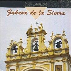 Libros de segunda mano: MONUMENTOS DE LA PROVINCIA DE CADIZ PUEBLO A PUEBLO Nº 38 ZAHARA DE LA SIERRA A-CA-1213,5. Lote 27397380