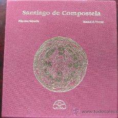 Libros de segunda mano: SANTIAGO DE COMPOSTELA. FILGUEIRA VALVERDE. MANUEL G.VICENTE. EDICIÓN DE LUJO.. Lote 27447852