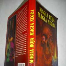 Libros de segunda mano: MAGIA ROJA. MAGIA NEGRA HANS KROFER ULTRAMAR EDICIONES, 1996 RM51240. Lote 138596573