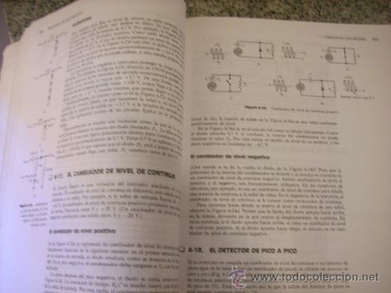 Libros de segunda mano: PRINCIPIOS DE ELECTRONICA, por Albert P. Malvino - MCGRAW-HILL- España /1991 - PRECIO - Foto 2 - 27701824