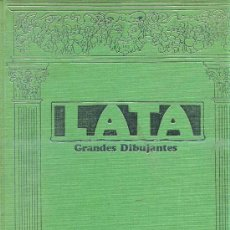 Libros de segunda mano: GRANDES DIBUJANTES : LATA (TABER). Lote 27733914