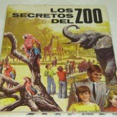 Libros de segunda mano: LOS SECRETOS DEL ZOO-PLAZA&JANÉS EDITORES 1973. Lote 27749356