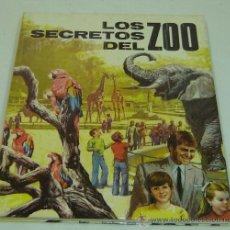 Libros de segunda mano: LOS SECRETOS DEL ZOO-PLAZA&JANÉS EDITORES 1973. Lote 27749380