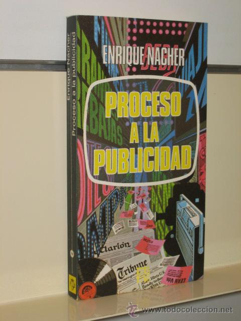 PROCESO A LA PUBLICIDAD - PLAZA & JANES OFERTA (Libros de Segunda Mano - Ciencias, Manuales y Oficios - Otros)