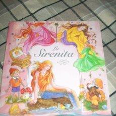 Libros de segunda mano: LA SIRENITA - SUSAETA - ILUSTRACIONES DE CARMEN GUERRA - ARGENTINA - 2004 - NUEVO!. Lote 27802827