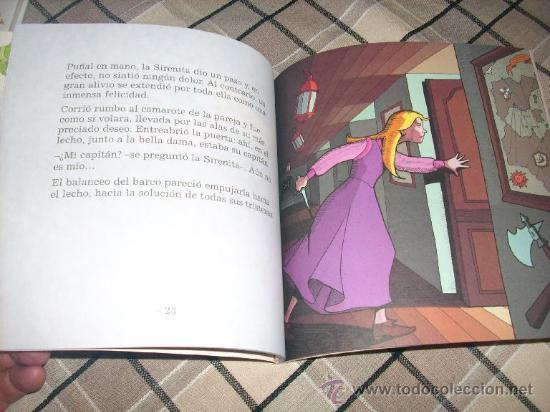 Libros de segunda mano: LA SIRENITA - CUENTOS INFANTILES 3 - LIBRO + CD - Editorial Sol90 - Chile - 2006 - Nuevo!! - Foto 2 - 27802832
