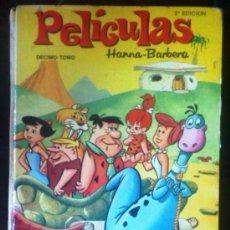 Libros de segunda mano: LIBRO PELICULAS HANNA BARBERA LOS PICAPIEDRA JOVIAL. Lote 27836924
