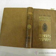 Libros de segunda mano: LOS PRODUCTOS COMERCIALES... DR. P. E. ALESSANDRI GUSTAVO GILI, EDITOR, 1916 RM35905. . Lote 27888504