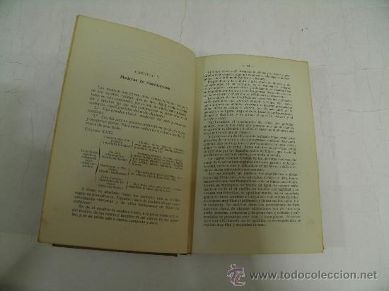 Libros de segunda mano: Los productos comerciales... DR. P. E. ALESSANDRI Gustavo Gili, Editor, 1916 RM35905. - Foto 2 - 27888504