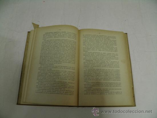 Libros de segunda mano: Los productos comerciales... DR. P. E. ALESSANDRI Gustavo Gili, Editor, 1916 RM35905. - Foto 4 - 27888504